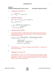Chapter 8 Additional Problems_ Answers_2013