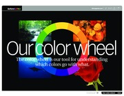Color Wheel Lecture