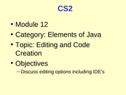 CS2_12_Editing_CodeCreation