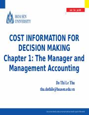 1. CIDM_Chapter 1_Manager & Management Accounting - Copy
