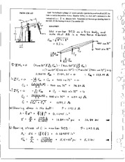 48_Mechanics Homework Mechanics of Materials Solution