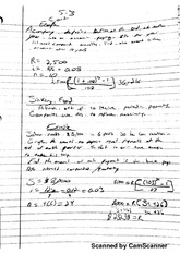 College algebra compound annuity notes