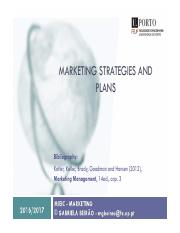 MIEIC_MKT_2016_2017_2_Strategies and Plans