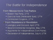 8.+Battle+for+Independence