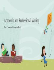 09 Academic and Professional Writing.pptx