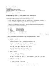 Chemistry Written Assignment 5.docx