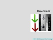 REVIEW - Dimensioning, Tolerancing & Mat Finish