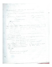 Notes phonetics