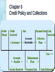 CHAP_6Credit policy.ppt