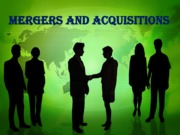 Mergers & Acquisitions (Presentation)
