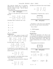 EXAM 01-solutions