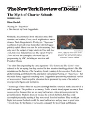 Reading-The+Myth+of+Charter+Schools-Ravitch-The+New+York+Review+of+Books