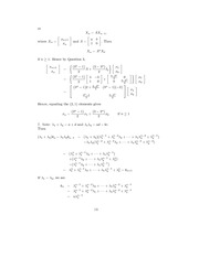 Linear Algebra Solutions 10