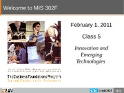 S11-Class-05-Innovation and Emerging Technologies