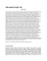 SUMBER Microbial Fuell Cell.docx
