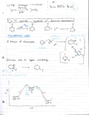 Synthesis of Benzene Dernetives