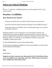 phi 210 critical thinking quiz 3 Quizlet provides phi 110 critical thinking activities, flashcards and games start learning today for free.