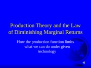 Lecture10--PRODUCTIONTHEORY (1)