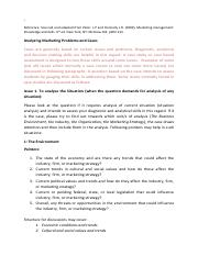 Analyzing Marketing Problems and Cases .pdf