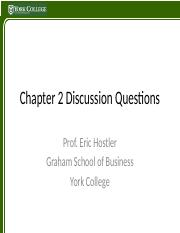 Chapter 2 Discussion Questions.pptx