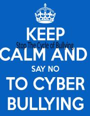 Stop The Cycle of Bullying