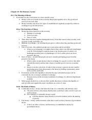 Chapter 29 Notes