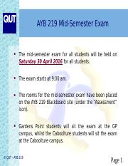 Details about the Mid-Semester Exam.ppt