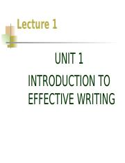Unit_1A_Intro_to_Effective_Writing_.ppt
