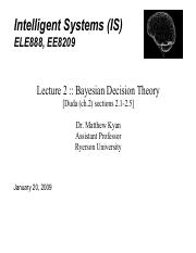 ELE888_EE8209_Lecture2 - Bayesian Decision Theory [1] - commented -inkfriendly.pdf