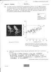 ib bio lab report