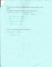 CY 111 Test Problems #2