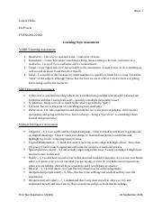 Learning Style Assessment.docx