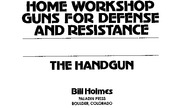 [Explosives.and.Weapons] Homeworkshop Firearms Vol2 - The Handgun