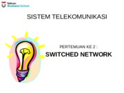 02. Switched Network