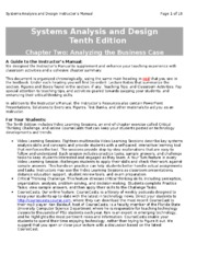 Systems Analysis and Design, 10th Edition  solutions manual and test bank by Harry J. Rosenblatt9781