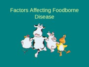 Lec_11_Foodborne Factors