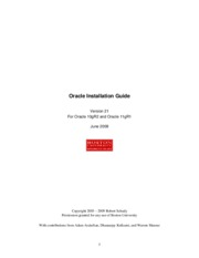 OracleInstallationGuideV21