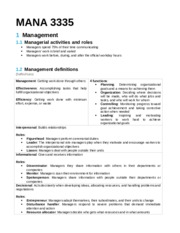 MANA 3335 Chapter 1 Management Notes.docx