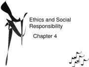 CH4Ethics and Social Responsibility
