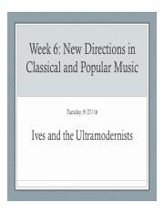 PPT 9-27-16 (Ives and the Ultramodernists)(1).pdf