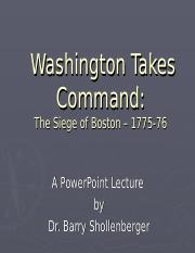 Washington+Takes+Command.ppt