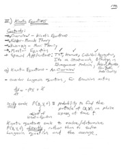 Lecture Notes 7