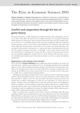 game theory popular-economicsciences2005