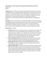 My paper writings
