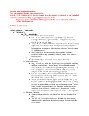 TH210Winter2017MidtermStudyGuide (1)