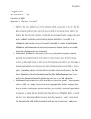 Comp 2 Story of an hour.docx
