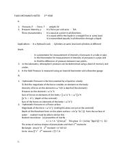 FLUID MECHANICS NOTES - 2nd Year.docx
