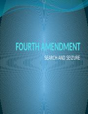 introduction to fourth amendment(1)