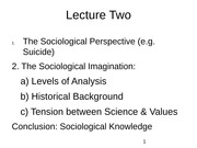 Lecture 2 - Soc Perspective & Imagination-1