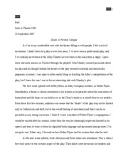 argumentative essay thea styles